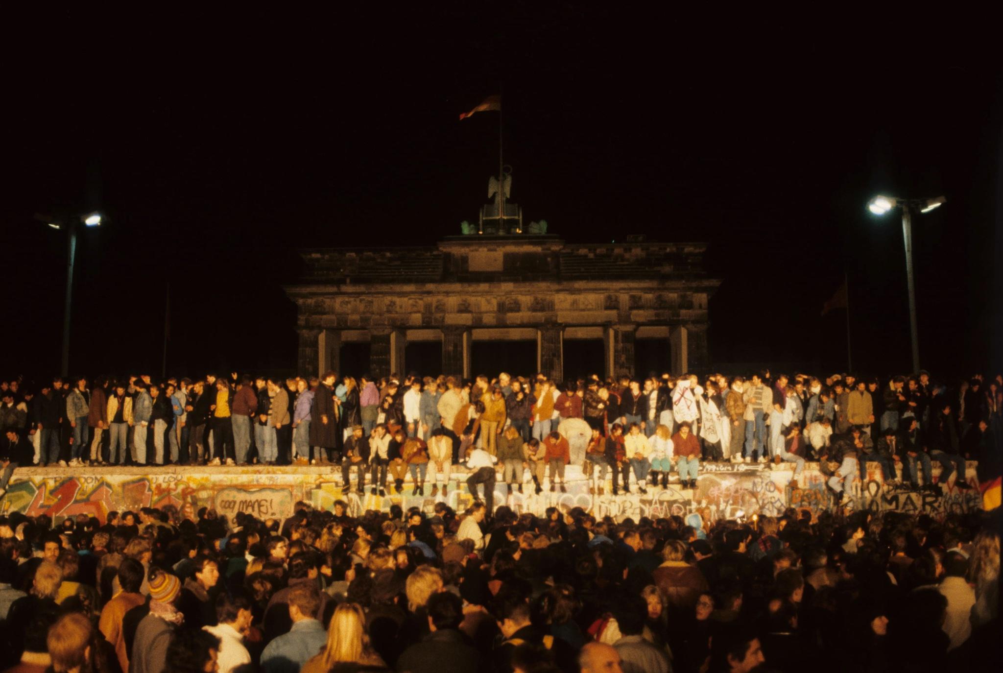Die Friedliche Revolution in der DDR
