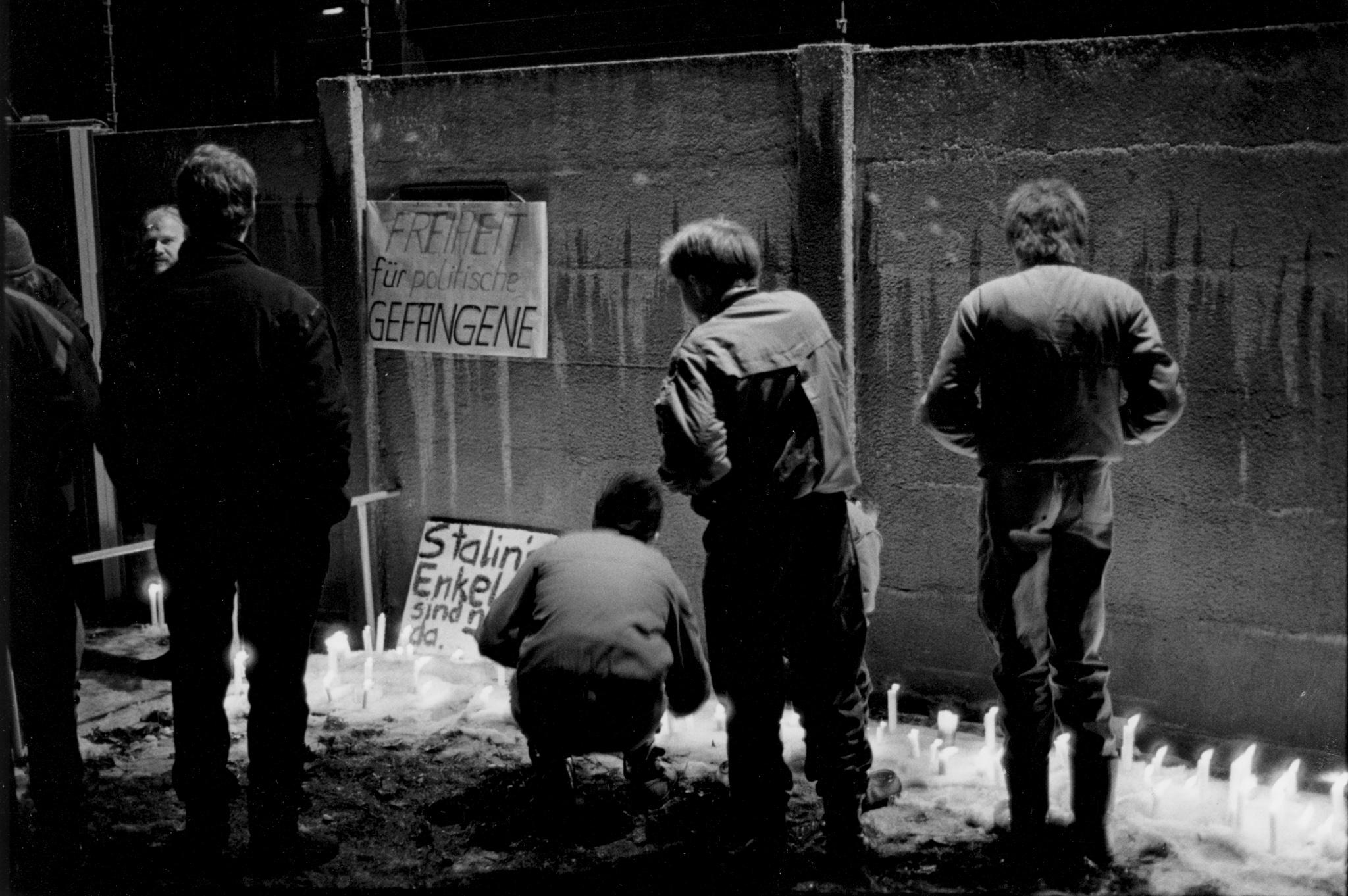 Die Friedliche Revolution im Stasi-Knast